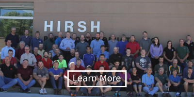 hirsh precision team